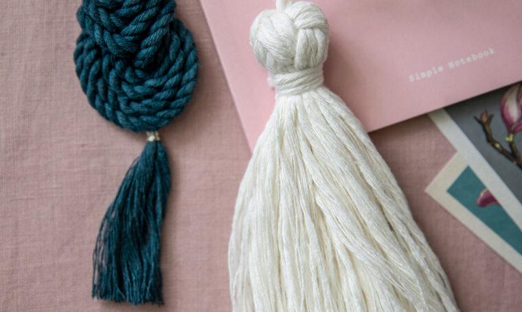 Come creare la nappina portachiavi