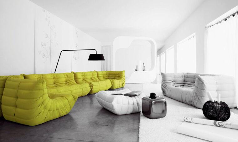 Icone del design: il divano Togo