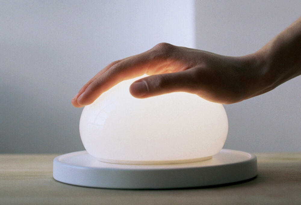 Punto luce: la lampada Bolita