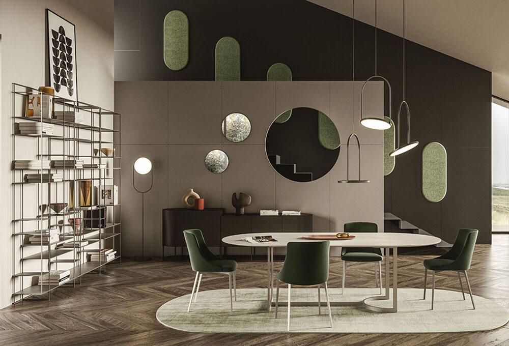 New home: i pannelli fonoassorbenti ed ecologici