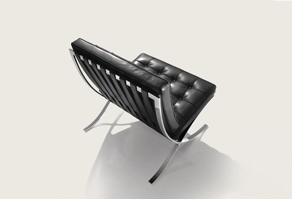 Icone del design: la poltrona Barcelona