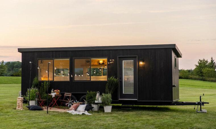 Le case del futuro sono mini