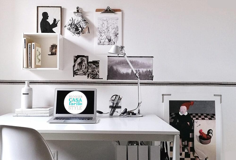 Smartworking: come decorare l'angolo scrivania