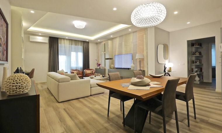 Superfici decorate per una casa moderna ed elegante