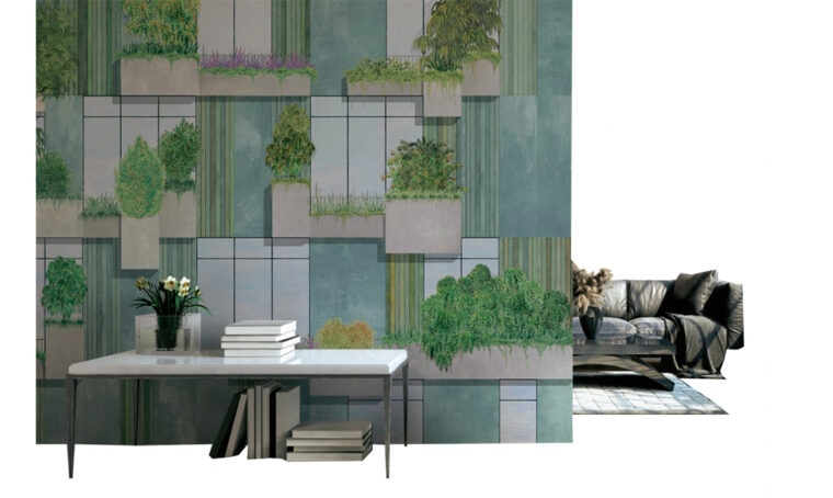 Tessuti & wallpaper: tendenze 2021