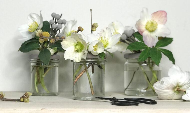 Crea dei vasi fai-da-te con i barattoli delle conserve
