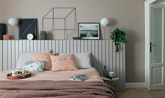 Stile parigino per la casa della stylist Vanessa Pisk