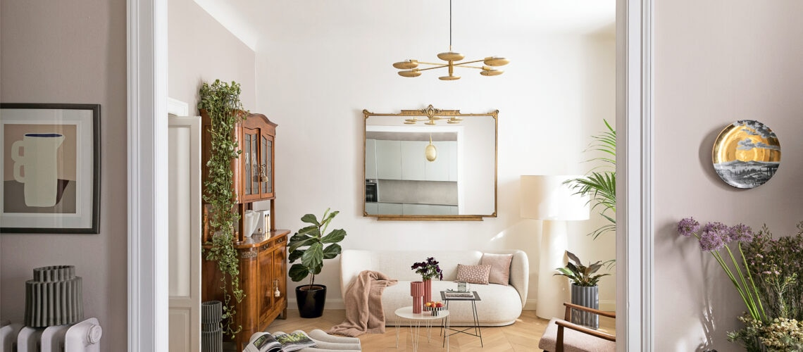 Prima & Dopo a casa della stylist Vanessa Pisk