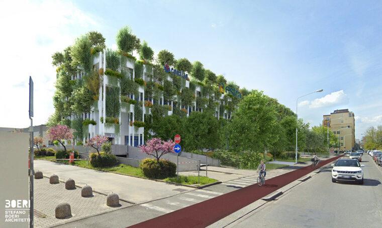 OBI a sostegno dell'ambiente con il progetto 'Prato Urban Jungle'
