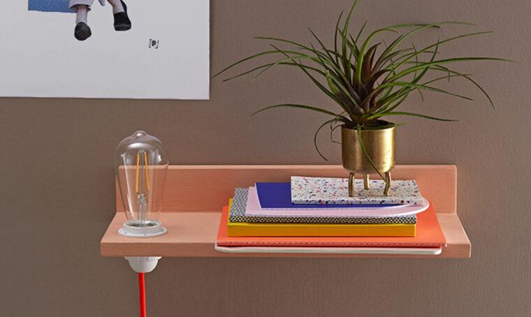 Come creare la mensola con luce