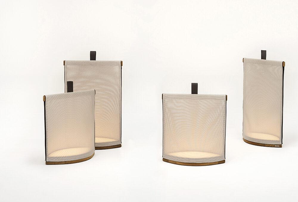 8 lampade portatili e smart