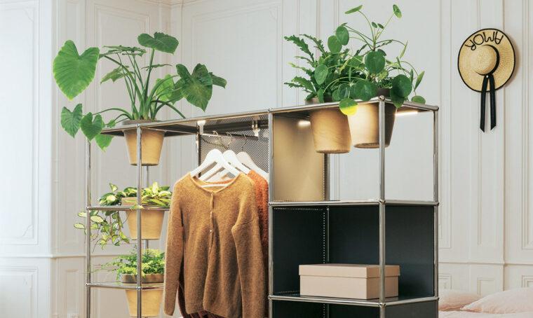 8 idee per far spazio alle piante