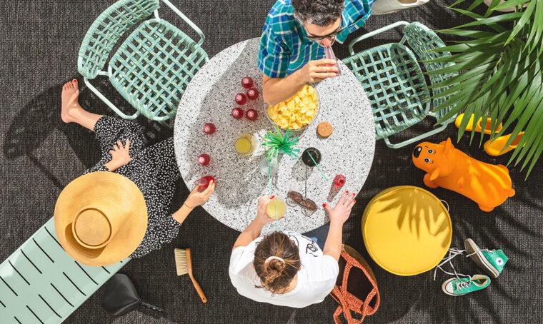 Tante idee per arredare il tuo spazio all'aperto
