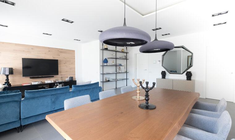 Un appartamento moderno tra comodità e tecnologia