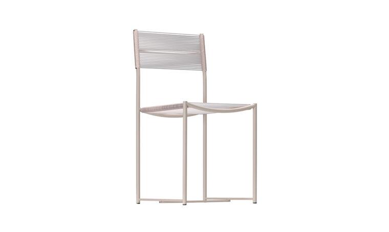Icone del design: la sedia Spaghetti