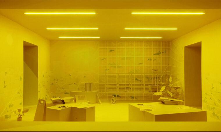 L'esposizione 'Architettura come Misura' del padiglione Turchia alla Biennale di Venezia