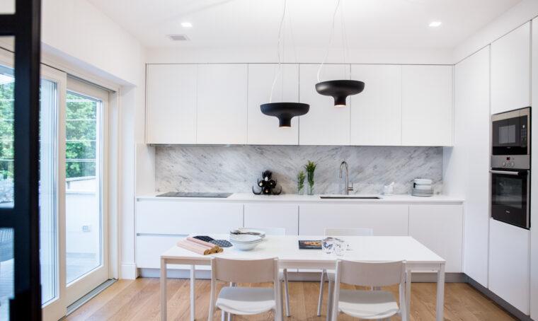 Ristrutturazione di un appartamento stile nordico