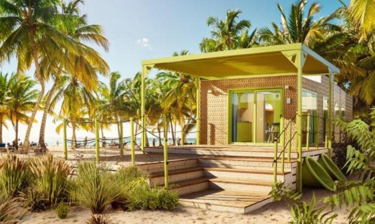 Crippaconcept presenta Wonderland la prima mobile home green
