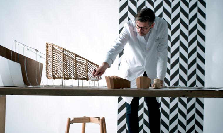 Il plissè è protagonista nell'arredamento e nel design