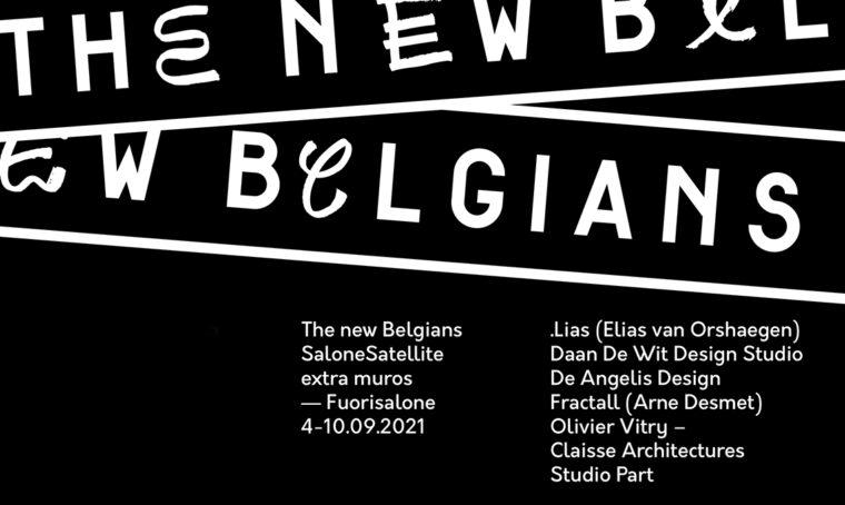 Il meglio del giovane design belga al Fuorisalone