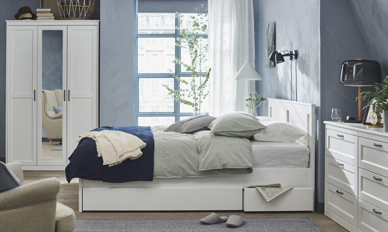 Night & Day: la nuova camera da letto