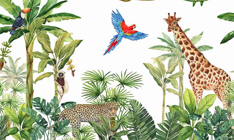 Magic jungle: esotismi domestici