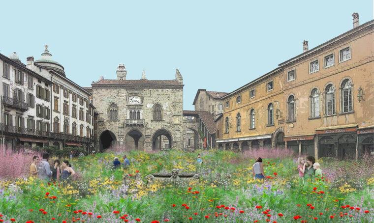 Il paesaggista Nigel Dunnett ospite d'onore al Landescape Festival di Bergamo