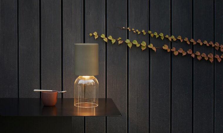 Punto Luce: la lampada portatile Nui Mini