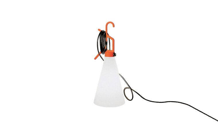 Icone del design: la lampada portatile Mayday