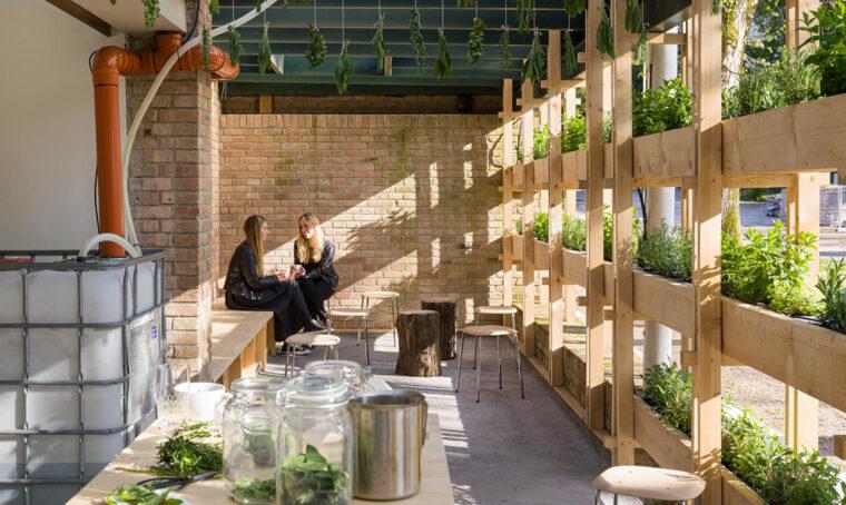L'installazione danese alla Biennale di Architettura di Venezia