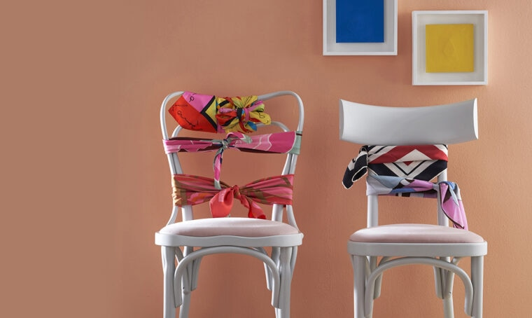 Arredare casa con i foulard