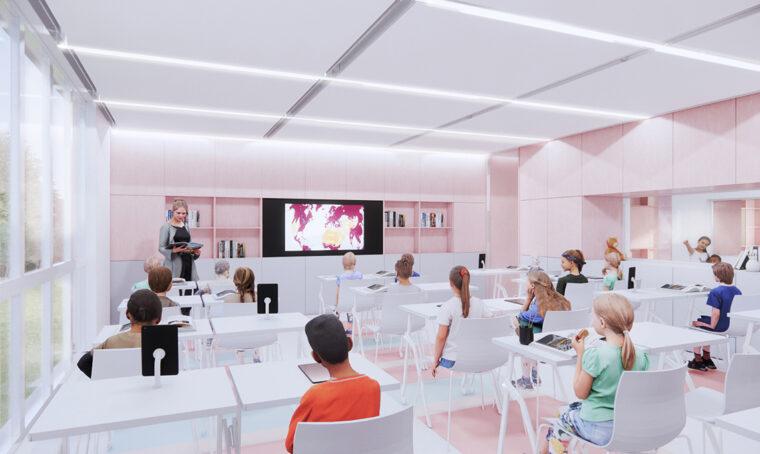 New Home: la scuola del futuro