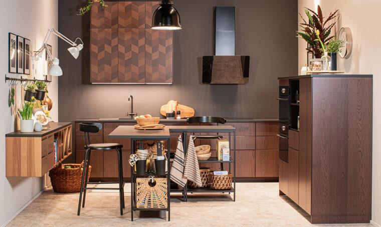 Cucina: praticità ed eleganza in formato 'low cost'